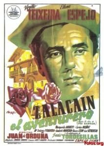 ORDUÑA 1955 Zalacain el aventurero