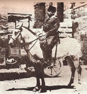 RAFAEL DE NOGALES PALESTINA 1917
