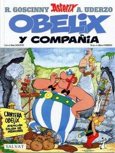 ASTÉRIX OBÉLIX Y COMPAÑÍA
