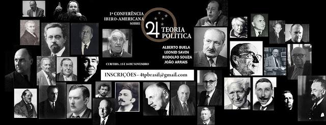 I CONFERENCIA IBEROAMERICANA SOBRE LA 4 TEORIA POLITICA