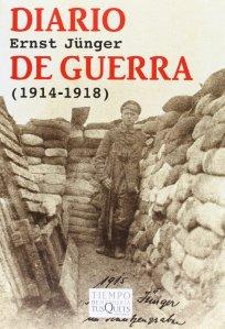JÜNGER DIARIO DE GUERRA 1914 1918