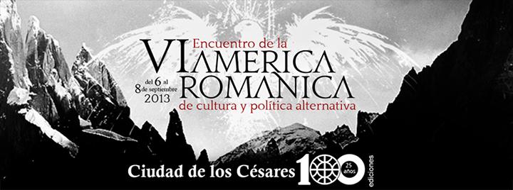 VI ENCUENTRO AMERICA ROMANICA 2013