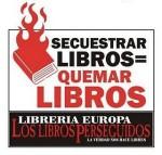 LIBRERIA EUROPA SECUESTRAR LIBROS