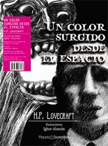LOVECRAFT UN COLOR SURGIDO DESDE EL ESPACIO