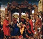 Weyden, St Columba Altarpiece c1455