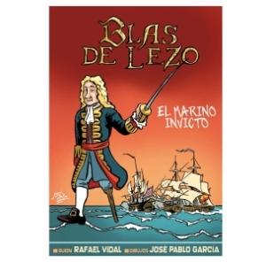 COMIC BLAS DE LEZO EL MARINO INVICTO VIDAL Y GARCIA