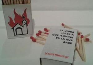 MUSEO REINA SOFIA CRISTIANOFOBIA