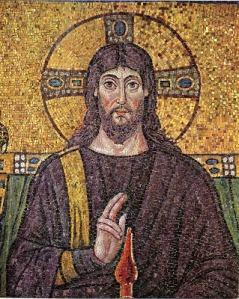 PANTOCRATOR ORIGENES CRISTIANISMO
