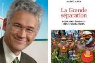 JUVIN HERVE LA GRANDE SEPARATION ECOLOGIA CIVILIZACIONES