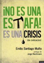EMILIO SANTIAGO MUIÑO NO ES UNA ESTAFA