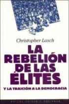 LASCH REBELION_ELITES