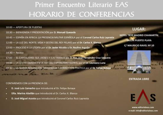 ENCUENTRO EAS 040616